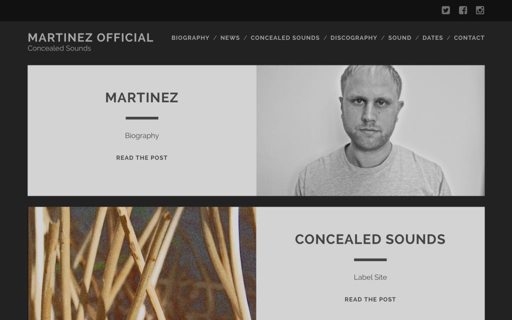 martinez-official.com